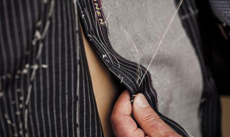 Opravy oděvů